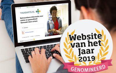 Stem op Thuisarts.nl